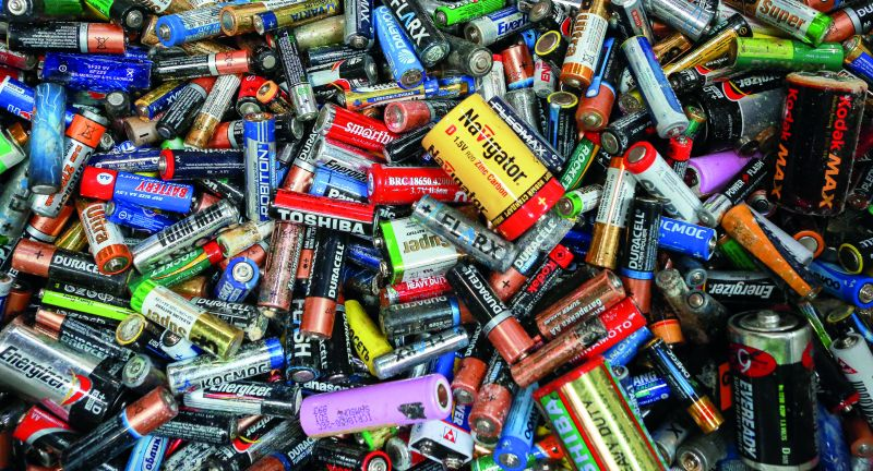 environmental protection, recycling, ecology, waste, waste management, factory, facility, battery recycling, industry