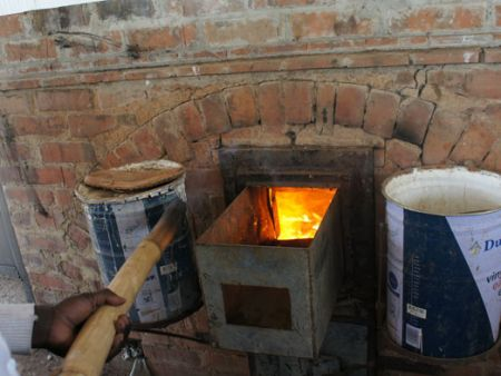 UNEP, Nairobi, waste to energy, stove