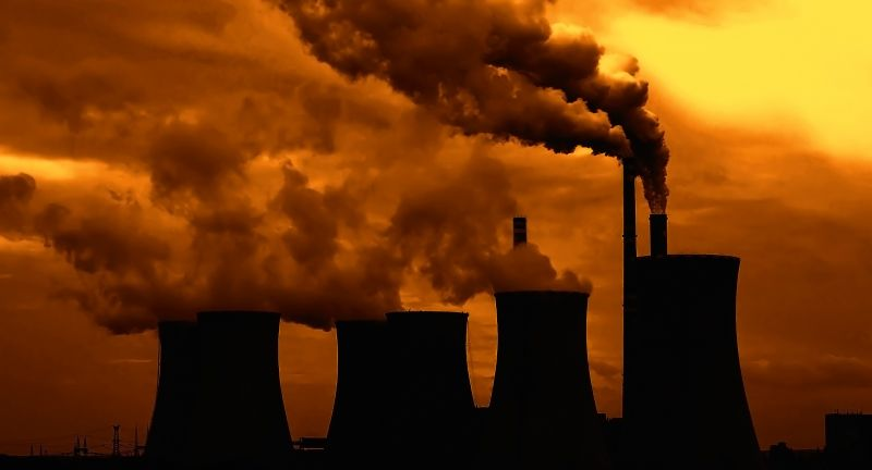 coal, plant, nuclear, fossile, power, fuel, cooling, tower, pollute, electric, condensation, generator, pollution, cooler, electricity, steam, contamination, chemical, technology, energy, chimney, toxic, energetic, industrial, volts, smoke, factory, smog, danger, industry, sunset