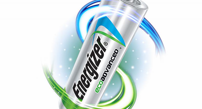 Energizer, Battery recycling, EcoAdvanced