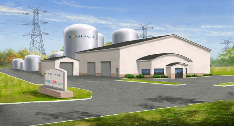 Novus Energy, anaerobic digestion, Novus Pacific, Oregon, USDA, Bio-Catalytic System