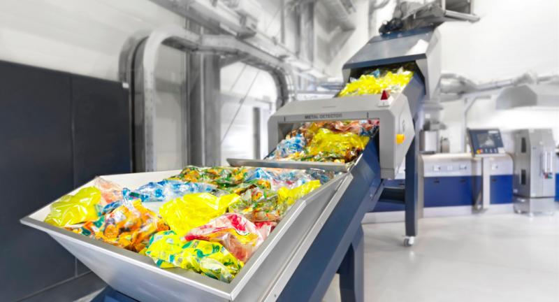 EREMA, TVEplus, LDPE, Recycling, plastic