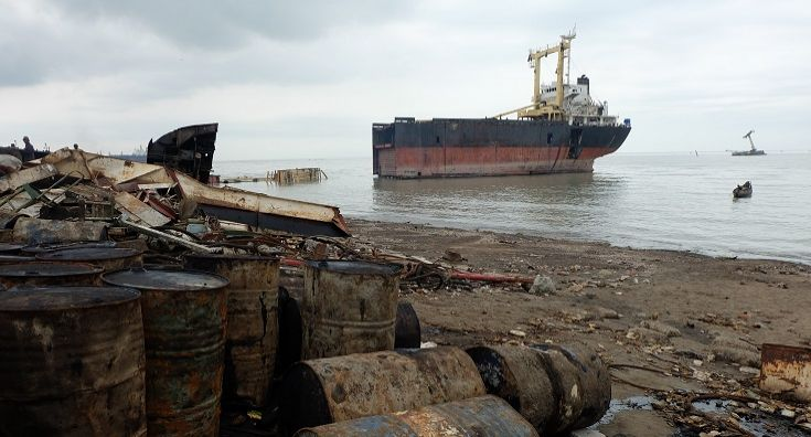 ship recycling, Sustainable Shipping Initiative