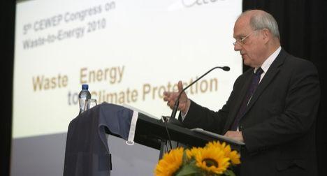 CEWEP, waste to energy, congress, rotterdam, circular economy, energy union