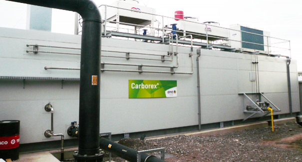 CLearfleau, biogas, biomethane, grid injection, gas upgrading, anaerobic digestion, food waste