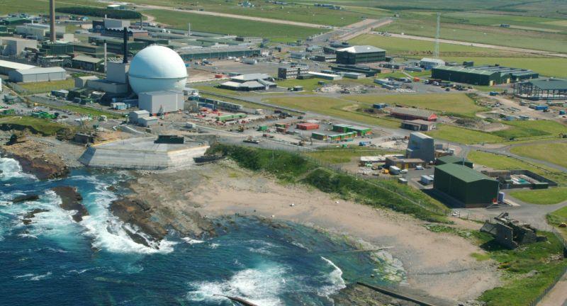 Dounraey, nuclear waste, euratom