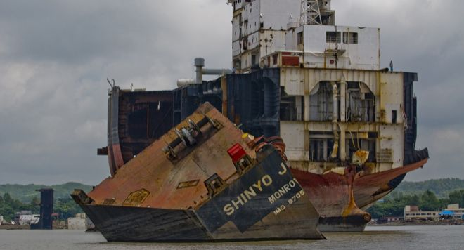 Shipbreaking platform, ship recycling, EU commission, approved List