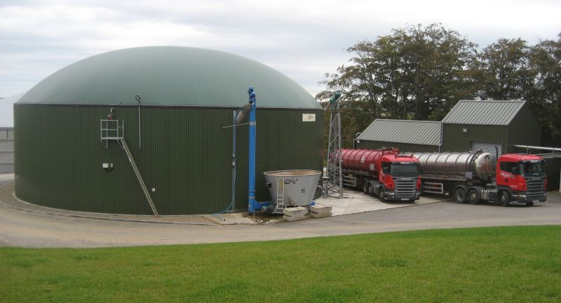 adba, biogas, anaerobic digestion, scotland