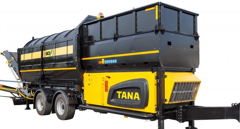 TANA, 6D, Recycling, IFAT 2016