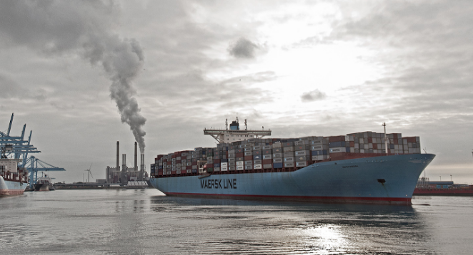 Maersk Group, ship recycling, along, india