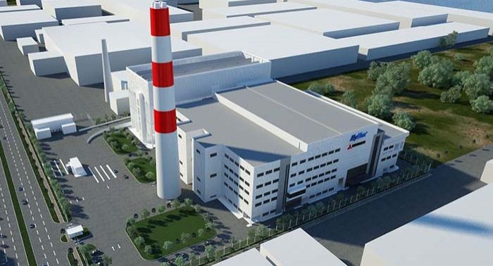 Hyflux, Singapore, Mitsubishi Heavy Industries, waste to energy, TuasOne