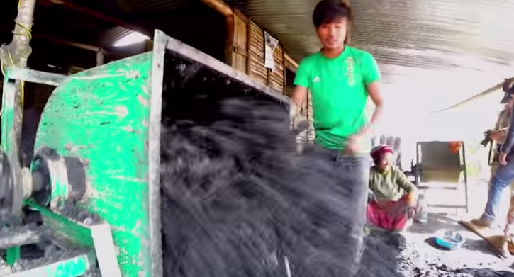 UNDP, nepal, waste, recycling, briquettes, energy