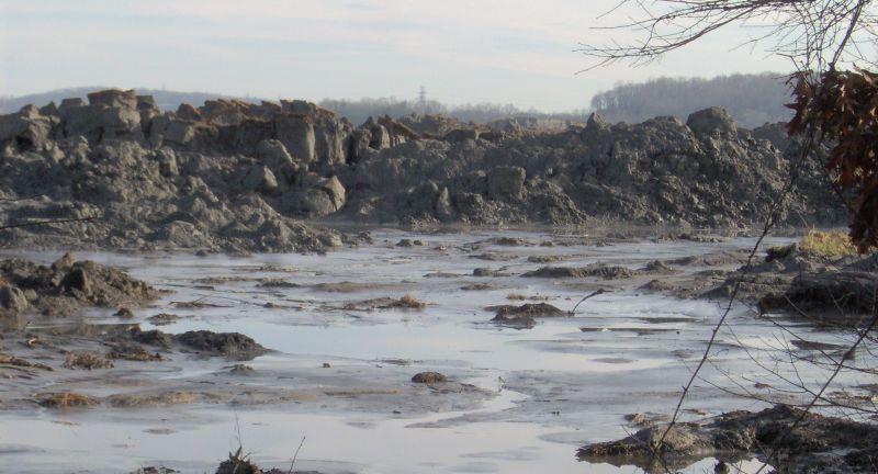 Coal ash, NWRA, TVA Kingston Fossil Plant fly ash spill