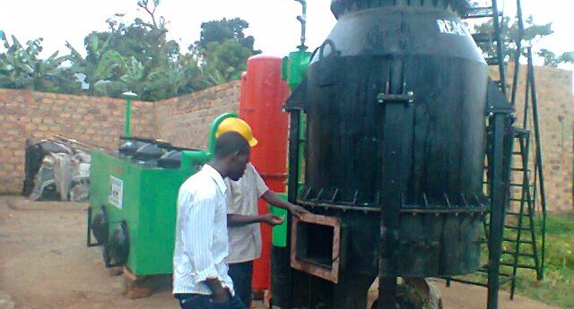 Pamoja Cleantech, uganda, waste to energy, agricultural waste