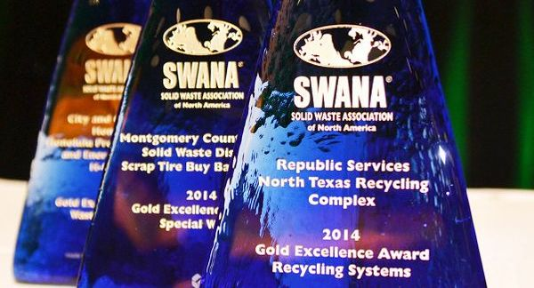 SWANA, Republic Services, Cambridge Companies, Recycling, City of Cape Girardeau Corporate Circle Solid Waste Transfer Station