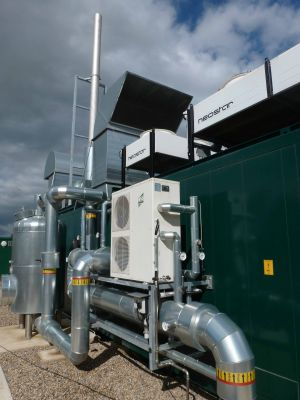 Veolia, anaerobic digestion, iona Capital, waste to energy, biogas, biomethane, grid injection
