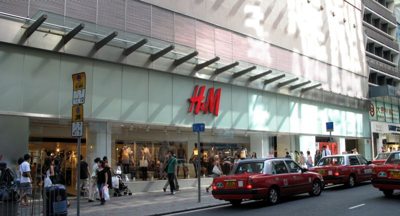 H&M, circular economy, ellen macarthur