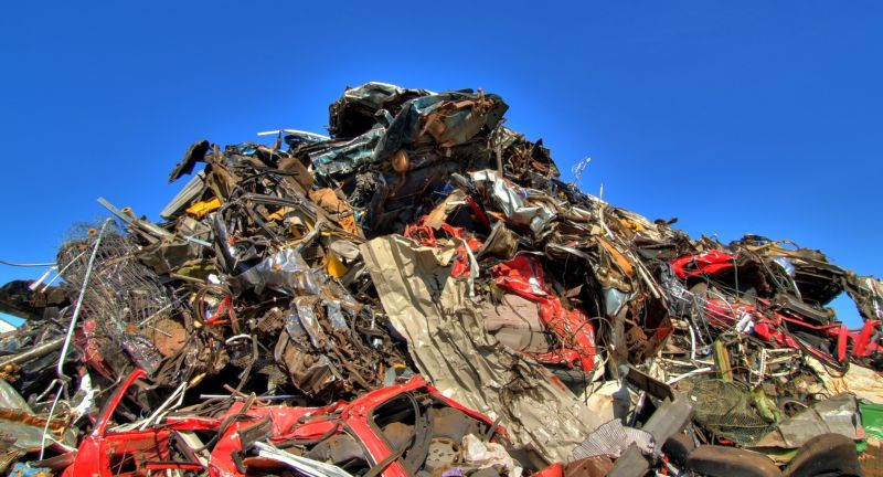end of life vehicle, recycling, india, scrap