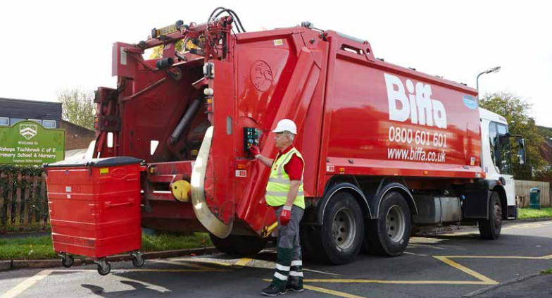 Biffa, recycling, waste, collection, somerset