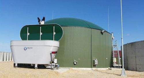 WELTEC BIOPOWER, anaerobic digestion, waste to energy, biogas, croatia