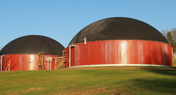 Exeter Agri-Energy, ecomaine, food waste, anaerobic digestion, waste to energy, maine