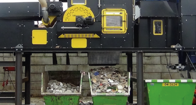 Bollegraaf Recycling Solutions, rwm 2016, recycling, sorting