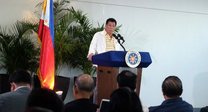 Rodrigo Duterte, waste, pollution, greenpeace