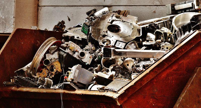Liberty House Group, metal recycling, scrap