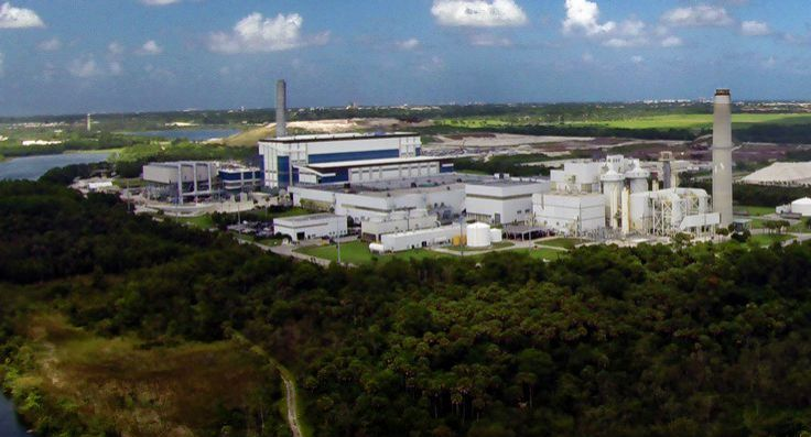 Solid Waste Authority of Palm Beach County, WTERT, waste to energy