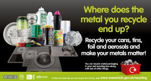 Alupro, metalmatters, warwick, recycling, suez, aluminium, packaging