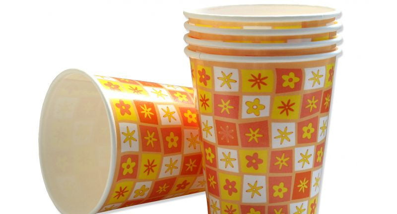 paper cups, recycling, blog