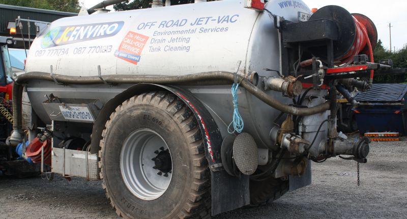 CDEnviro, JC Enviro, recycling, landfill, dewatering