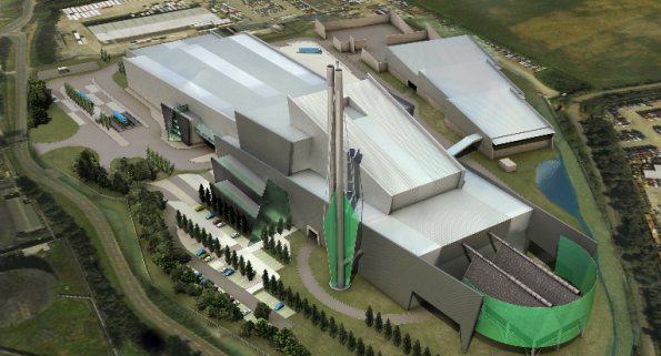 Viridor, waste to energy, Avonmouth
