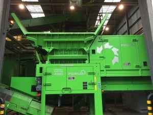 Eggersmann Group, waste, recycling, shredding