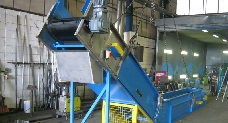 MIddleton Engineering, biffa polymers, plastic recycling, HDPE